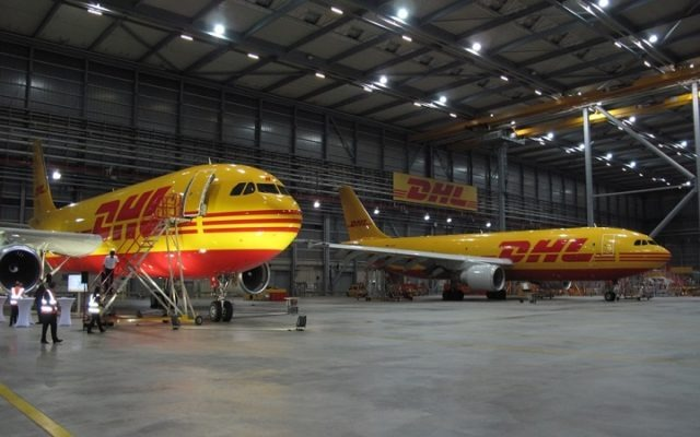 Chuyển phát nhanh DHL tại Hoàng Mai